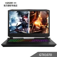 神舟(HASEE)战神GX8-CP7S2GTX10708G独显装win7系统教程