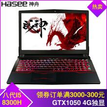 神舟(HASEE)战神T6-X5E八代I5GTX10504G装win8系统教程