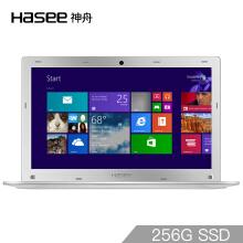 神舟(HASEE)优雅XS-3000S114英寸超级笔装win7系统教程