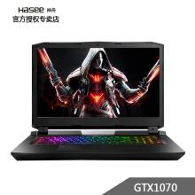 神舟(HASEE)战神GX8-CR6S1GTX107094%色装win10系统教程